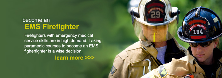 EMS Firefighter