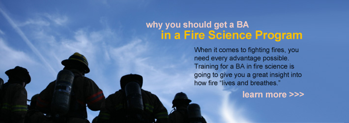 Fire Science Program