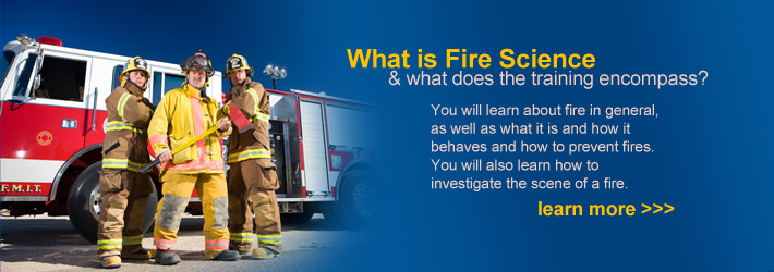 Fire Science Training